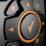 Buttons for automotive head unit