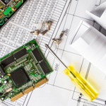 Circuit board and engineering drawings
